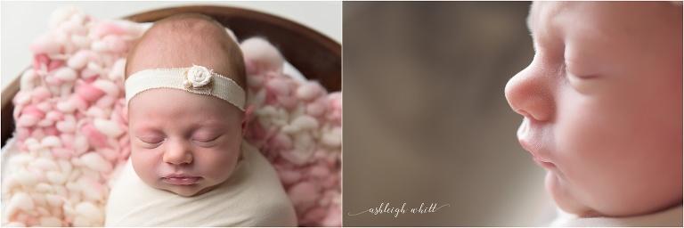 Cleveland Studio Newborn Photographer