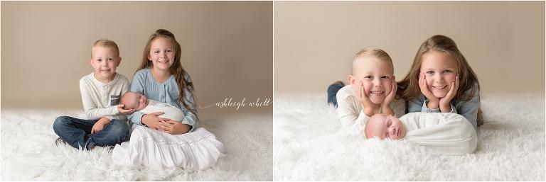 Avon Ohio Newborn Baby Photographer